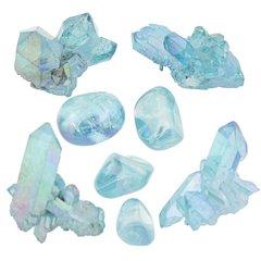 Aqua aura-Aura kwarts