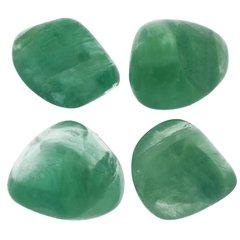 Groene fluoriet uit madagaskar