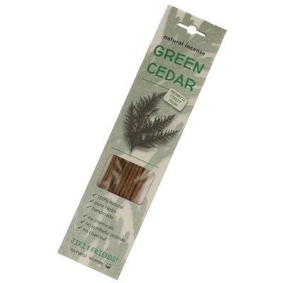 GREEN CEDAR WIEROOK (Jiri and Friends)
