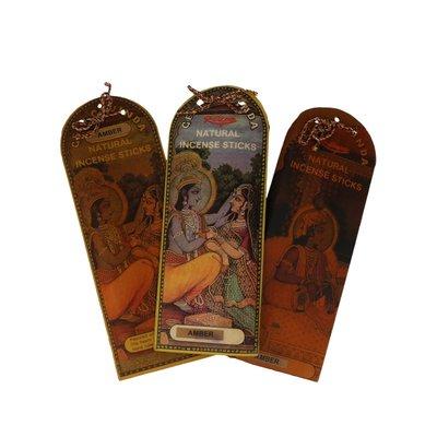 amber Geet Govinda Song of India natuur wierook