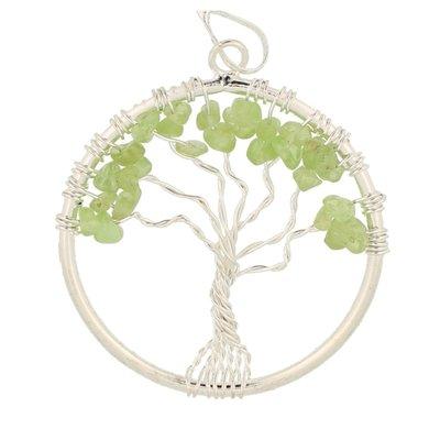 Levensboom Periodoot hanger