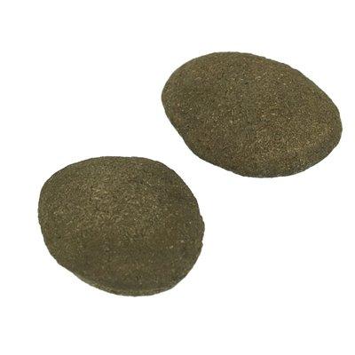 Boji -steen glad is vr  hoekig is man