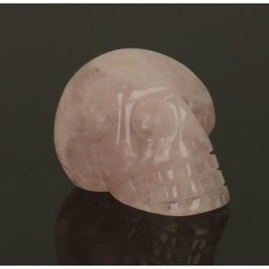 Rozenkwarts schedel