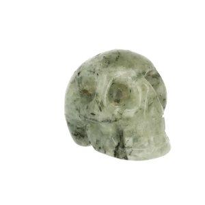 Prehniet schedel ca 3 cm